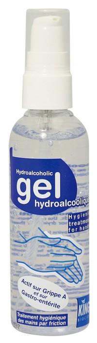 Gel hydroalcoolique - 100 mL à clapet SICO