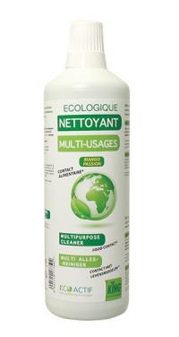 Nettoyants Sols et Multi-Usages Mangue Passion - KING - 1 L  Ecolabel