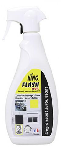 Flash'net dégraissant surpuissant SICO
