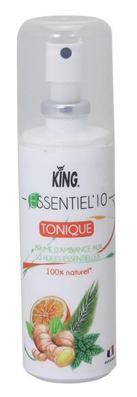 Baume d'ambiance aux 10 huiles essentielles - 75ml - KING