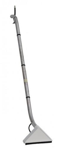 Accessoire inox injecteur moquette - EUROSTEAM - 220mm