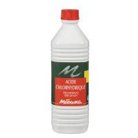 Acide chlorhydrique - MIEUXA - 1L