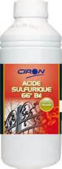 Acide sulfurique - DESAMAIS - 1L