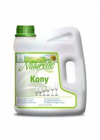 Liquide vaisselle écologique KONY NATURELLE - THOMIL - 4L - Ecolabel