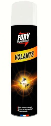FURY - Élimine Tous volants - 400ML