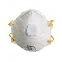 Demi-masque FFP1 sans valve - SINGER - 10 pièces