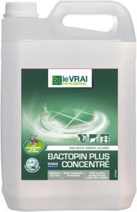 Détergent désinfectant BACTOPIN PLUS Concentré - LE VRAI Professionnel - 5L