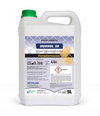 Détergent Désodorisant Désinfectant DUOSOL 3D - 5L