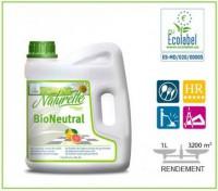 Nettoyant neutre pour sols THOMIL Bio Neutral - Ecolabel - 4L
