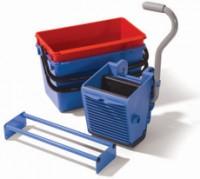 Kit de nettoyage NUMATIC BK 4 Pour chariot PC 200