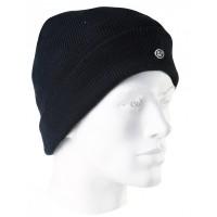 Bonnet tricoté  Acrylique Noir BONOI - SINGER