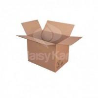 Caisse carton simple - 20 unités