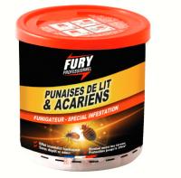 FURY - Tue punaise de lit et acariens - 500ml