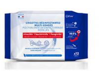 Lingettes désinfectantes multi surfaces mains et surfaces - LAMATEX