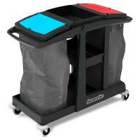 Chariot de lavage/ménage - ECO MATIC 4 - NUMATIC