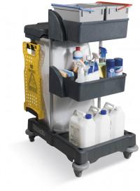 Chariot de lavage compact - XCG3 - NUMATIC
