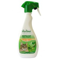 Spray répulsif naturel Spécial Chats - VERLINA - 500mL