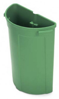 Collecteur vert sans couvercle 70L - NUMATIC