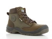 Chaussure de Sécurité SAFETY JOGGER - DAKAR S3 Brown
