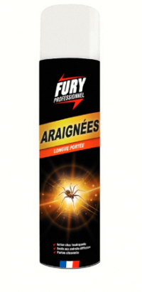 FURY - Tue araignée - 400ML
