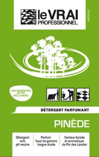 LE VRAI PROFESSIONNEL - DETERGENT PARFUMANT LONGUE DUREE - CT 125 X 16ML