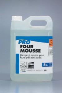 Decapant pro four mousse pfc - 5l