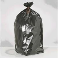 Sacs poubelles standards 130L noir 45 micron - Mp Hygiene