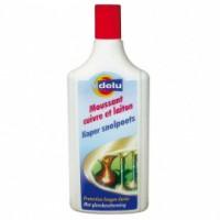 Delu moussant cuivre laiton 250ml