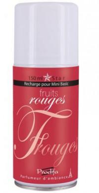 Recharge pour diffuseur PRODIFA MINI BASIC Fruits Rouges  - 150 ml