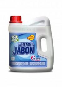 Savon désinfectant mains BACTEROMIL JABON - THOMIL - 4L