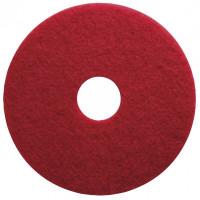 Disque d'entretien Polyvalent - Rouge - PAD Qualité ECO