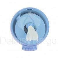 Distributeur papier hygiènique dévidage central - DELAISY KARGO - ABS Bleu