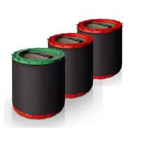 Packs résine Ultra pour filtres HydroPower Ultra - x3 - UNGER