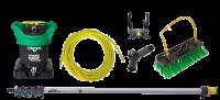 Kit débutant HydroPower Ultra S + nLite CONNECT ALU - UNGER - 6m