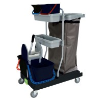 Chariot de ménage Compact Integral 36 - ICA