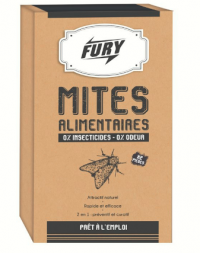 Piège à mites alimentaires x2 - FURY