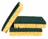 Eponge tampon moyen  modele  eco