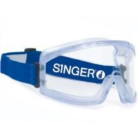 Lunettes masque PVC - SINGER