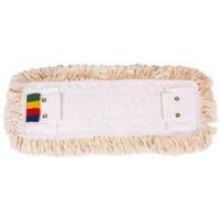 Frange coton avec languettes couleur - PAD - 2 modèles