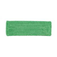 Frange verte microfibre - ICA - à languettes