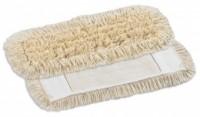 Frange coton 40*13cm a poche