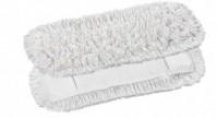 Frange coton polyester 40*13cm a poche