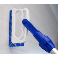 Fuginator brosse nettoyage joint avec articulation pour manche-DME