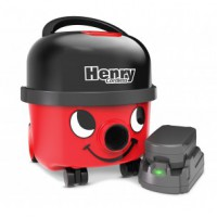 Aspirateur à batterie Henry - NUMATIC - 6L