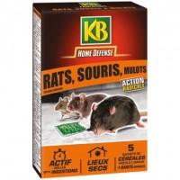 Céréales rat souris mulot - Home défense -KB