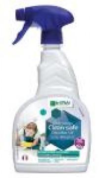 Nettoyant dépollueur prêt à l'emploi sans allergène - CLEAN SAFE - 750ml