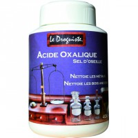 Acide Oxalique - DESAMAIS - Pot de 400g