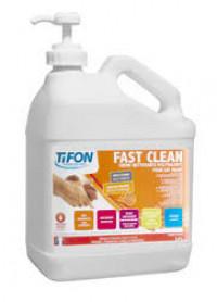 Gel Nettoyant Microbilles pour les Mains FAST CLEAN 3.8L - TIFON