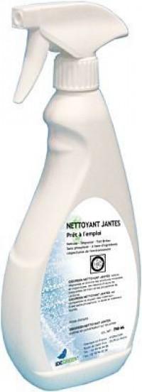 Nettoyant Jantes écologique - IDEGREEN - 750mL - Ecolabel