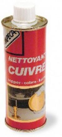 Impeca nettoyant cuivre . flacon de 250ml